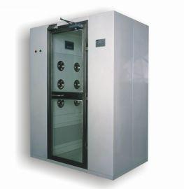 风淋室洁净室无尘车间净化通道电子互锁 两级过滤