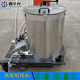 天津蓟县公路划线机-手推式小区划线机