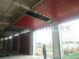 东莞电动垂直工业提升门 翻板滑升门精工打造持久耐用