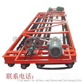 四辊轴摊铺机 三滚轴路面桥梁振动梁 混凝土摊铺机