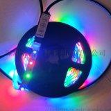 电视背景装饰灯带 USB5V5050RGB软灯带