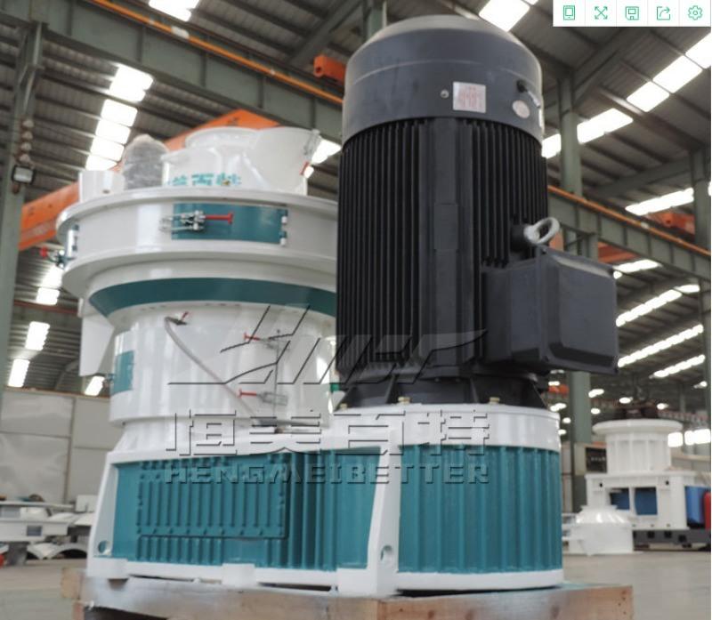大型生物质颗粒机生产线 浙江新型木屑颗粒机