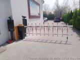 威海小區升降杆 威海自動道閘門安裝-魯冠優質廠家