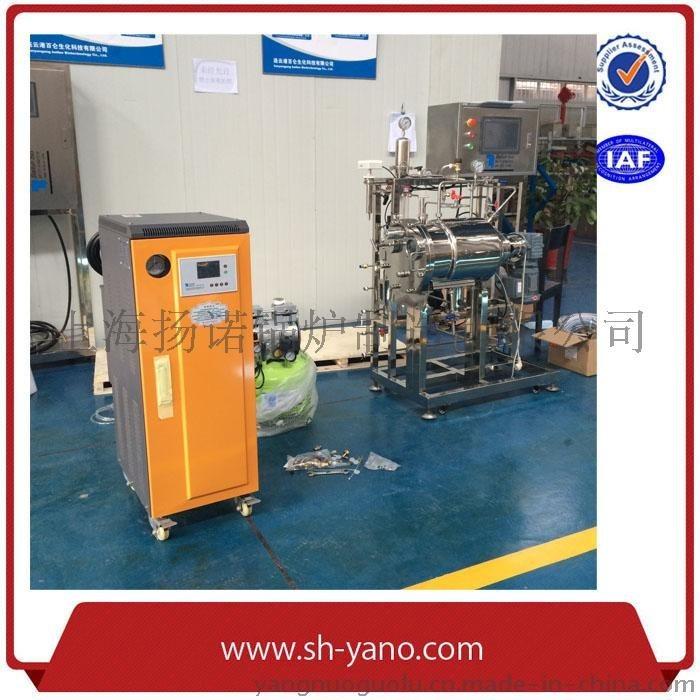 蒸餾提取加溫用30KW電蒸汽發生器