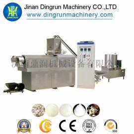 变性淀粉生产设备 改性淀粉膨化机