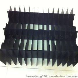 环保防静电中空板隔板 刀卡