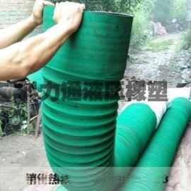 科力通供应柔性橡胶管 多种规格弯曲不变形