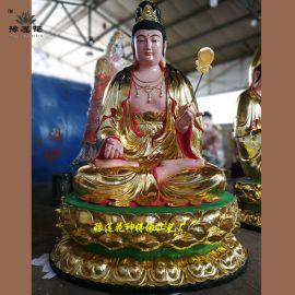日光菩薩月光菩薩佛像 藥師三尊 藥師琉璃光如來佛像