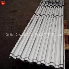铝瓦3003铝合金瓦楞板,5052波纹铝板