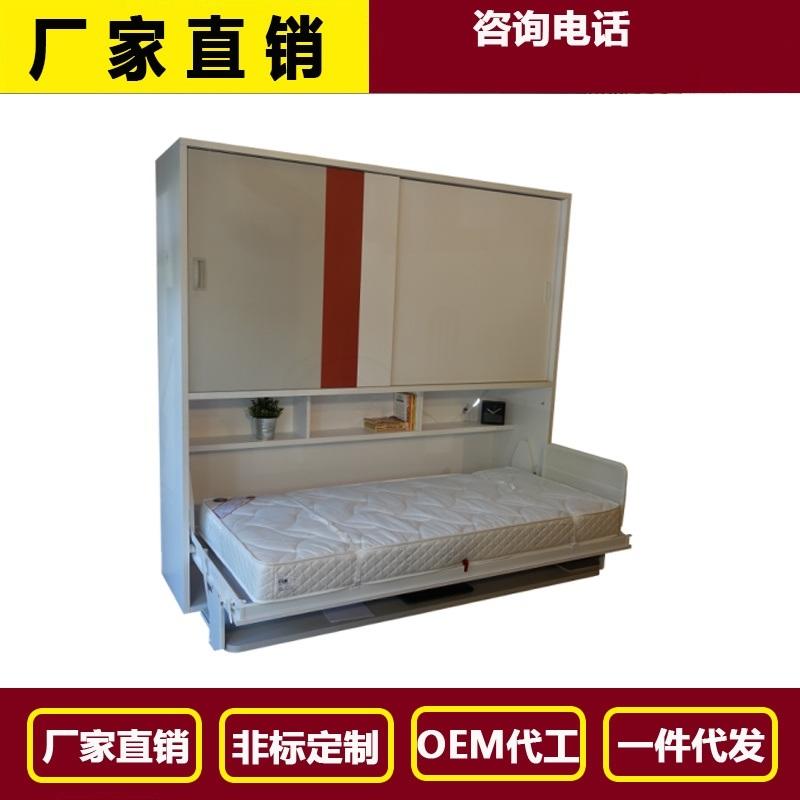 隐形壁床五金配件福州 壁床五金