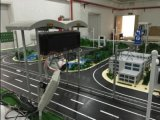轨道交通沙盘 智能动态模型