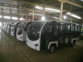 甘肅地區8座電動觀光車,多功能四輪電動巡邏車,景區四輪電瓶觀光車