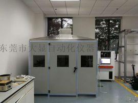 软体家具抗引燃特性试验機