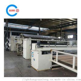 宽幅高产量无纺设备仿丝棉生产线