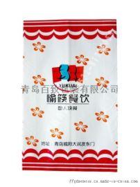 青岛防油纸袋,一次性小吃袋,炸鸡食品打包袋生产厂家