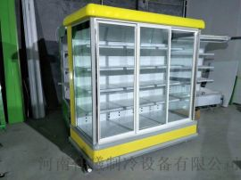 平顶山嗨果款式风幕柜水果保鲜柜