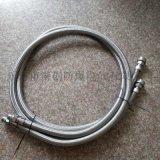 304不锈钢防爆挠性软管DN25*1000