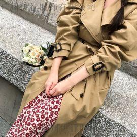 羊绒世家东莞万江尾货服装市场 北京优惑女装折扣批发