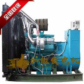 东莞发电机配套工程 500kw沃尔沃发电机