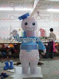 厂家直销舞台表演服装,卡通人偶