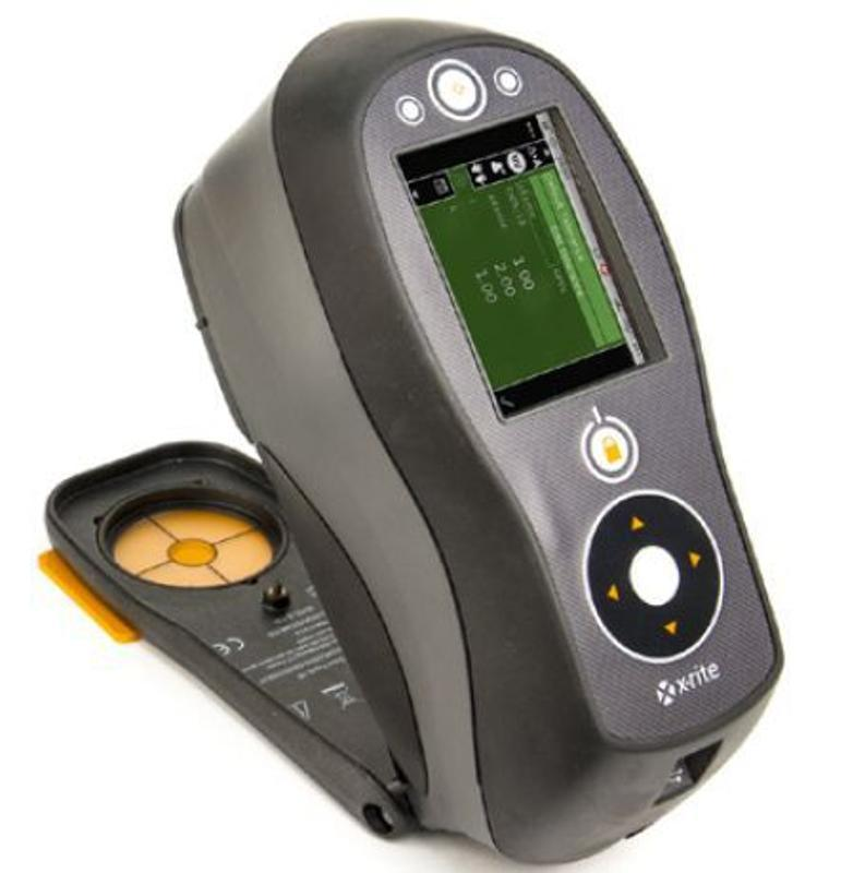 攜帶型色差儀 X-Rite愛色麗 Ci60分光光度儀