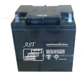 AST蓄电池ST12-24(12V24AH)电池