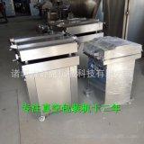 400食品真空包裝機單室大泵茶葉米磚封口包裝機幹溼兩用真空機