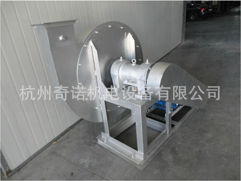 供應9-19-4A型3KW不鏽鋼防腐耐酸鹼空氣淨化送風機