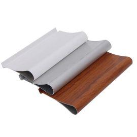 集成吊顶滴水铝挂片厂家直销规格表面处理白色各种颜色