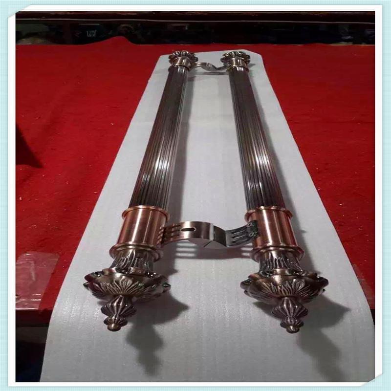 厂家直销加工爆款流行工艺304不锈钢拉手 现代拉手不锈钢提手定制