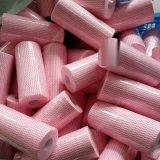 供应出口多规格竹纤维水刺无纺布抹布_抗菌清洁生产厂家