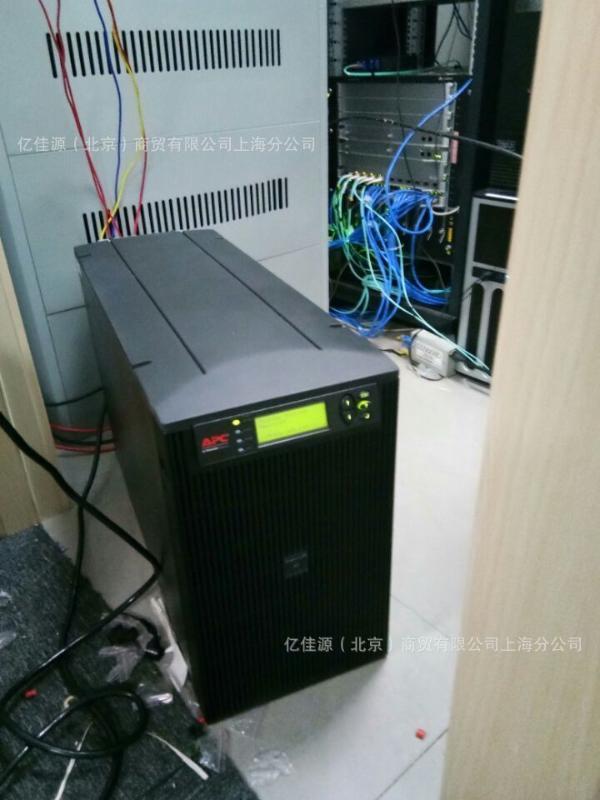 APC SURT15KUXICH 15KVA/12KW 施耐德UPS电源Smart-UPS RT15000