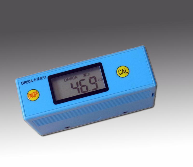 DR60A智慧型油墨光澤度測試儀,石表面光澤度儀
