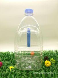 厂家供应4.5l矿泉水瓶4.5lPET矿泉水瓶4.5L把手矿泉水瓶
