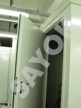 防火隔聲門,隔聲門,鋼製隔聲門