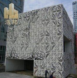 焊接弧型鋁單板