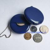 供应圆形pvc硬币包,可以丝印、数码彩印LOGO