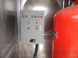 上海地下室箱泵一体化消防喷淋增压给水设备
