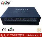 七彩放大器 RGB分控器 三路防雨放大器 信号控制器 LED分控器