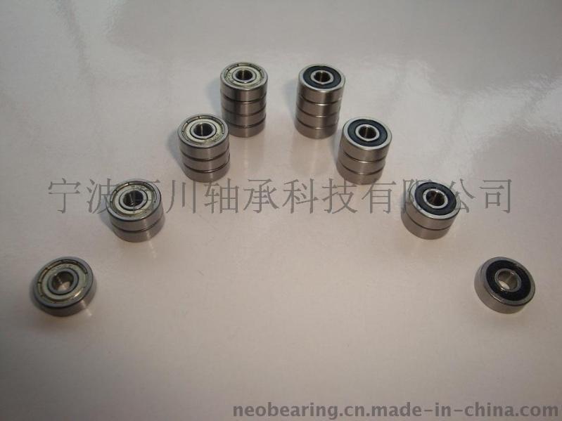 604ZZ,604-2RS 微电机EMQ级轴承