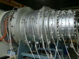 PE聚乙烯给水、燃气管材高速挤出成套设备