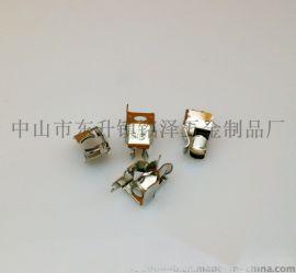 批发五金铜片 各种插头插座铜件 冲压铜件 排插配件