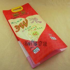 定制真空大米袋 复合尼龙包装袋 5kg包装35*45cm