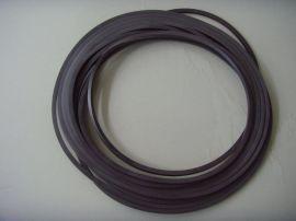 橡胶磁冰箱贴橡胶软磁片 片状 条状 同性 异性 普通黑色磁铁
