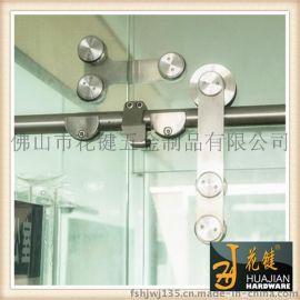 花键专业不锈钢吊轮滑轮厂家 玻璃移门不锈钢吊轮安装图
