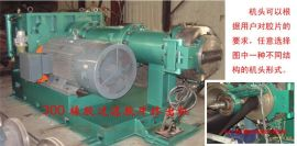 FXJL-300橡胶过滤胶片挤出机(国内**,可以在常温(冷喂料下喂料,直接过滤后挤制胶片)