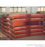 廠家供應SFZ 2.5m*2.5m鑄鐵鑲銅方閘門