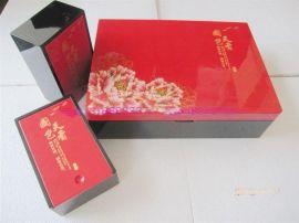 浙江温州茶叶木盒生产定做设计厂