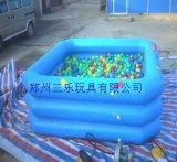 辽宁省鞍山市公园游乐场经常见的充气水池钓鱼池哪里最便宜