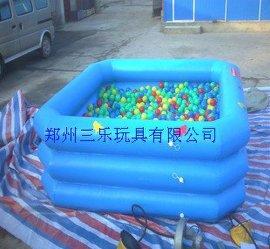 辽宁省鞍山市公园游乐场经常见的充气水池钓鱼池哪里**